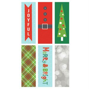 Picture of Holiday Rectangle Locket Backdrops